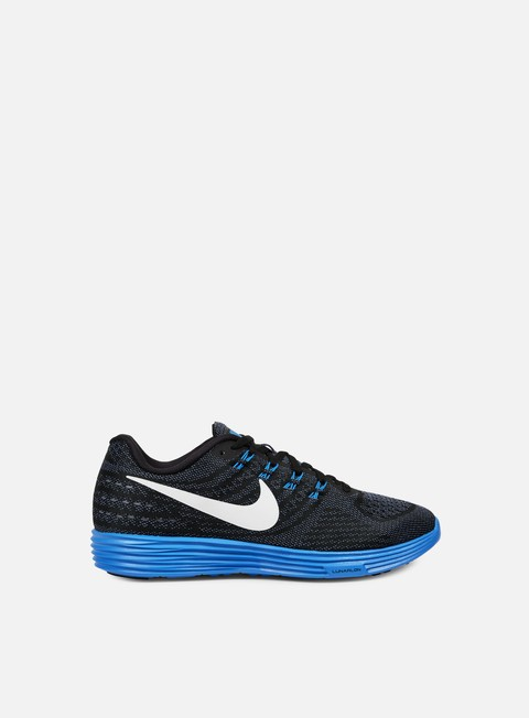 sneakers nike lunartempo ocean fog white photo blue
