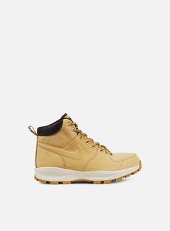 Nike - Manoa Leather, Haystack/Haystack/Velvet Brown 1