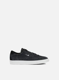 Nike - Match Classic Suede, Black/Summit White 1