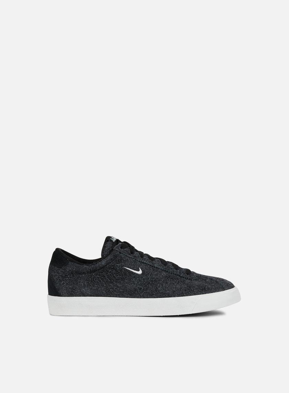 Nike - Match Classic Suede, Black/Summit White