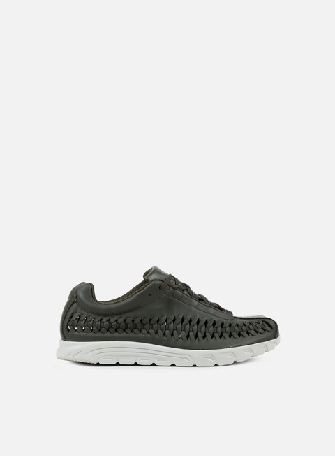 sneakers nike mayfly woven sequoia pale grey black