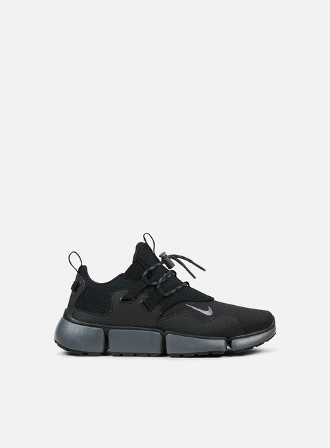 sneakers nike pocketknife dm black dark grey black