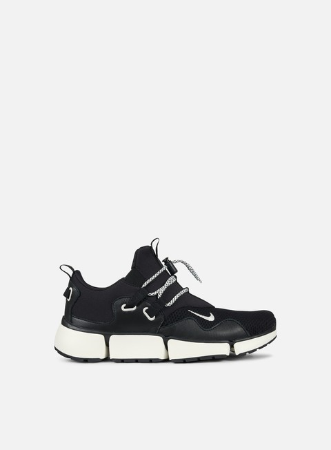 sneakers nike pocketknife dm black vast grey sail