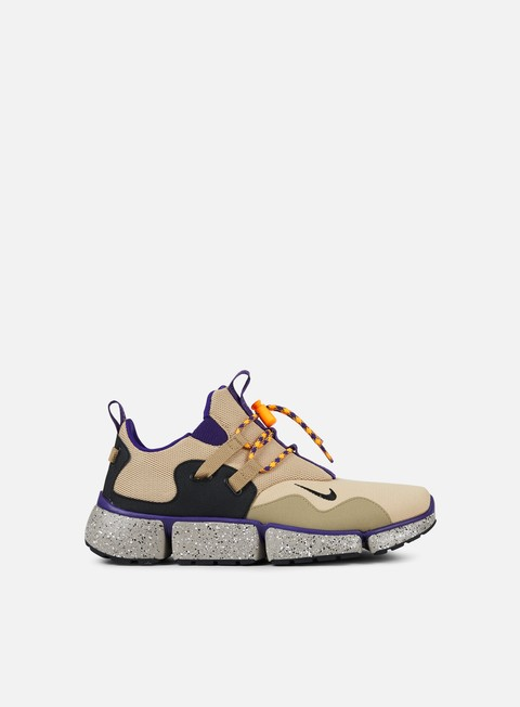 sneakers nike pocketknife dm linen black khaki