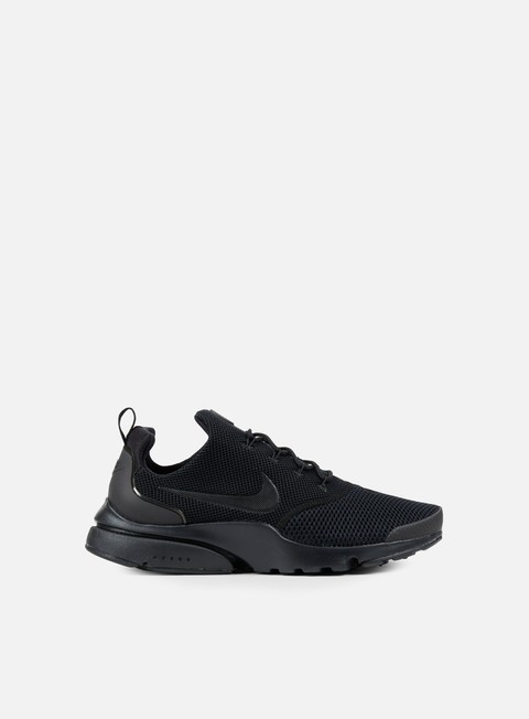sneakers nike presto fly black black