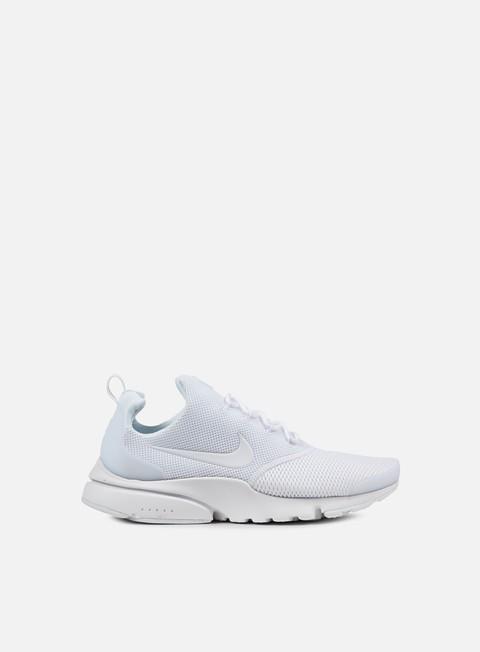 sneakers nike presto fly white white