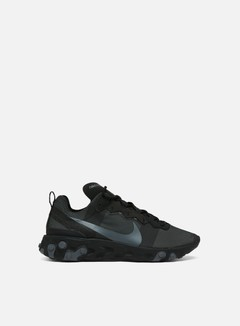 Nike - React Element 55, Black/Dark Grey