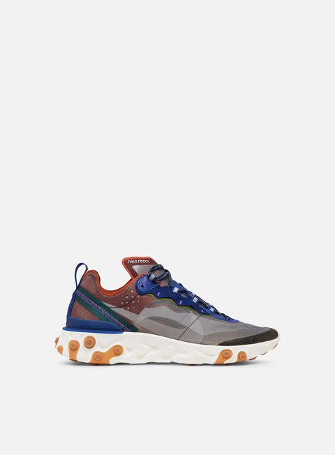 differently e156e 0ffd6 Sneakers Basse Nike React Element 87