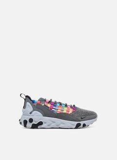 Nike - React Sertu, Iron Grey/Light Smoke Grey/Black