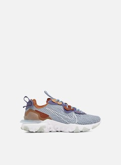 Nike - React Vision, Lt Armory Blue/Pure Platinum/Amber Brown