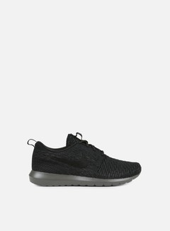 Nike - Roshe NM Flyknit, Black/Black/Midnight Fog 1