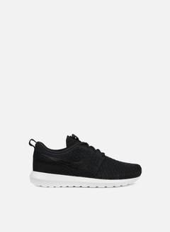 Nike - Roshe NM Flyknit, Black/Black/White 1