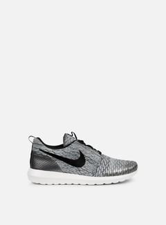 Nike - Roshe NM Flyknit SE, Wolf Grey/Black/White 1