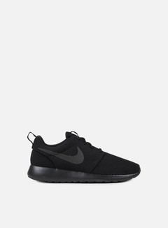 Nike - Roshe One, Black/Black