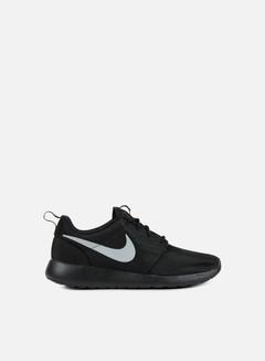 Nike - Roshe One, Black/Matte Silver