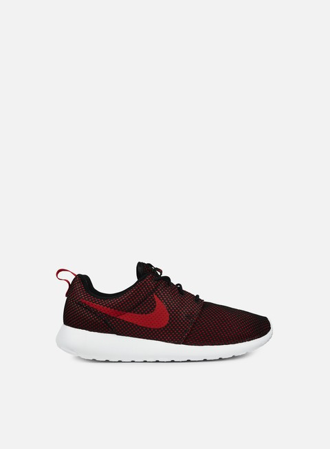 sneakers nike roshe one gym red gym red black