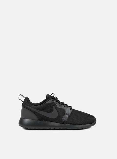 sneakers nike roshe one hyp black black