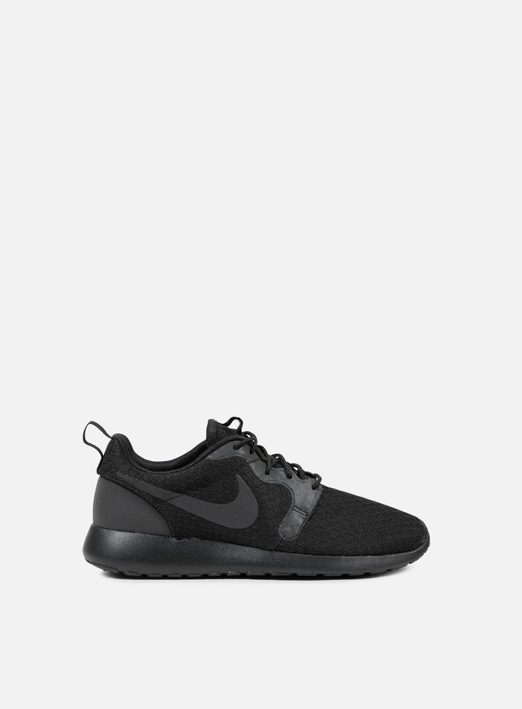 pobreza Patológico Cargado  Nike Roshe One HYP, Black Black | Graffitishop