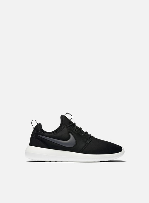 sneakers nike roshe two black anthracite sail