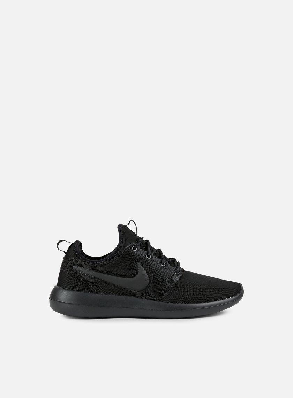 Nike - Roshe Two, Black/Black/Black
