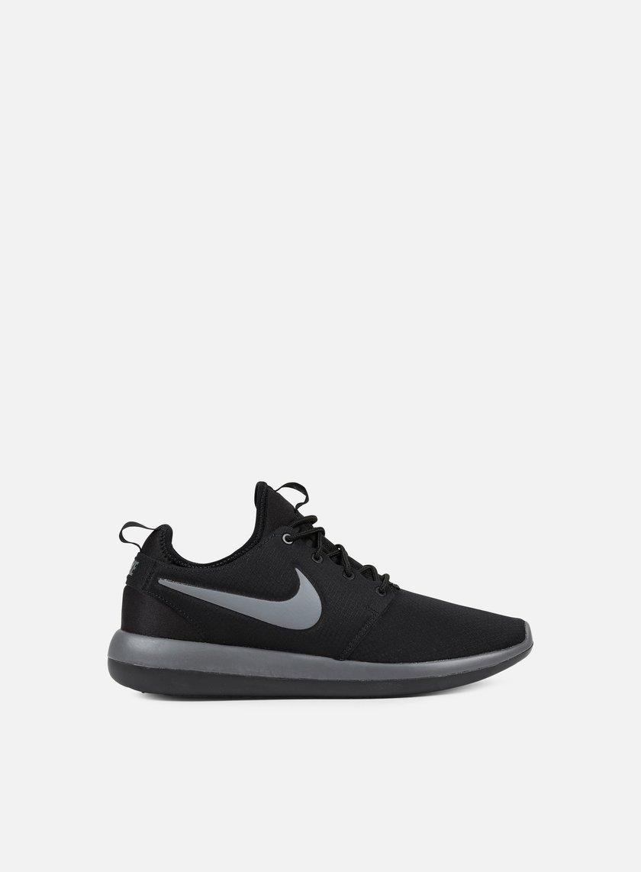 septiembre Perfecto Durante ~  Nike Roshe Two Men, Black Dark Grey Anthracite | Graffitishop
