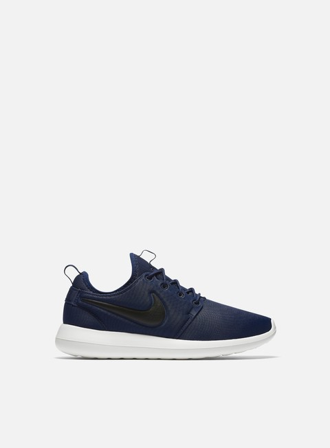 sneakers nike roshe two midnight navy black sail