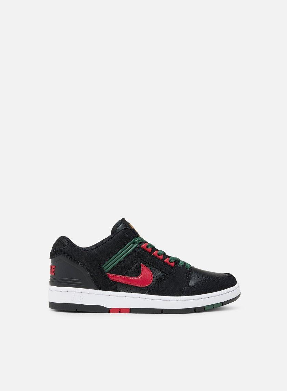 AIR FORCE II LOW Nero | Sneaker Nike SB Uomo