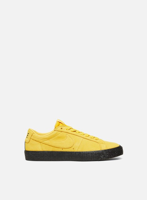 sneakers nike sb blazer zoom low yellow ochre yellow ochre