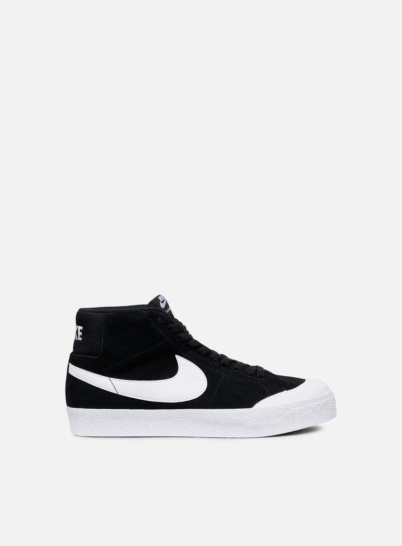 Cuyo plan de ventas acoplador  NIKE SB Blazer Zoom Mid XT € 55 Low Sneakers | Graffitishop