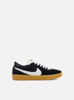 Nike SB - Bruin React, Black/White/Black/Gum Light Brown