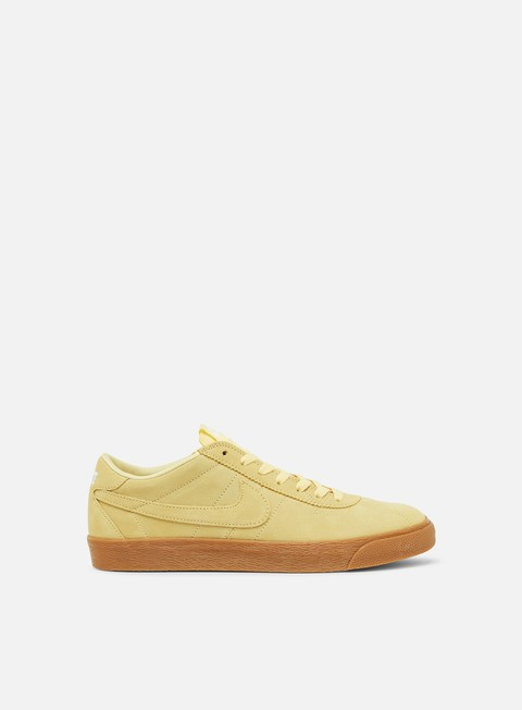 sneakers nike sb bruin zoom premium se lemon wash lemon wash white