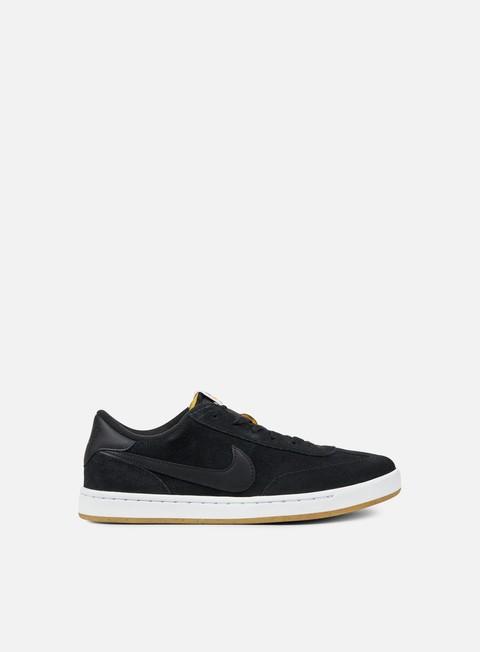 sneakers nike sb fc classic black black white
