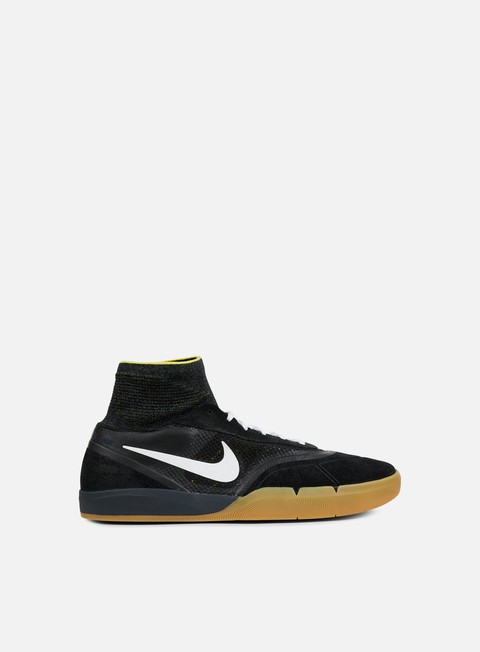 sneakers nike sb hyperfeel koston 3 black white gum
