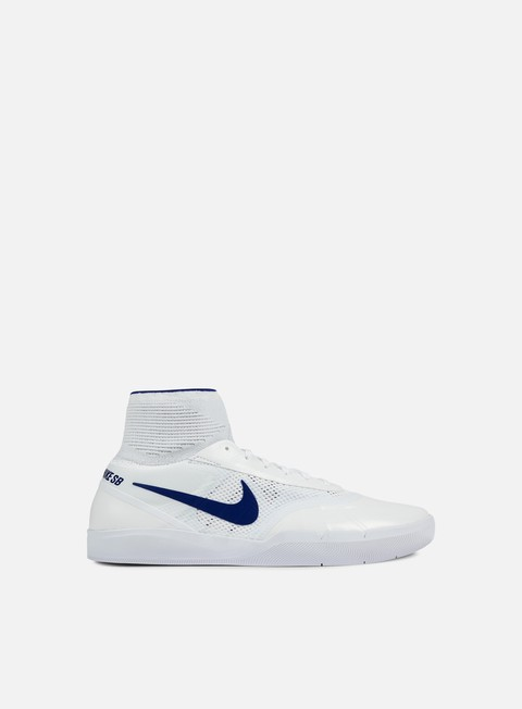 sneakers nike sb hyperfeel koston 3 white deep royal blue