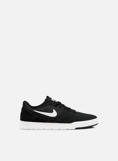 Nike SB - Paul Rodriguez 9 CS, Black/White/Black 1