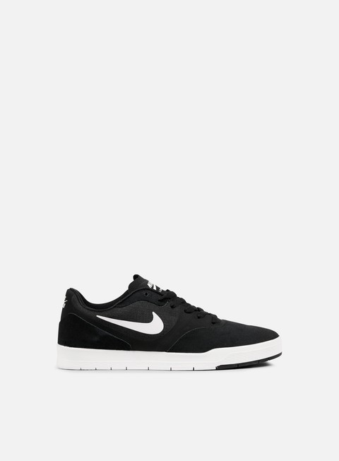 sneakers nike sb paul rodriguez 9 cs black white black