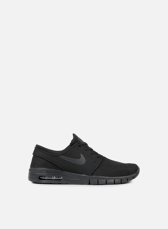 Nike SB - Stefan Janoski Max, Black/Black/Anthracite