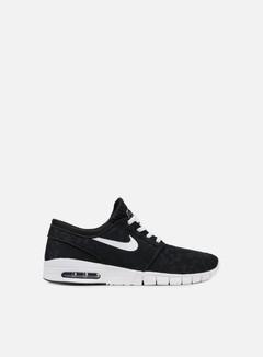 Nike SB - Stefan Janoski Max, Black/White