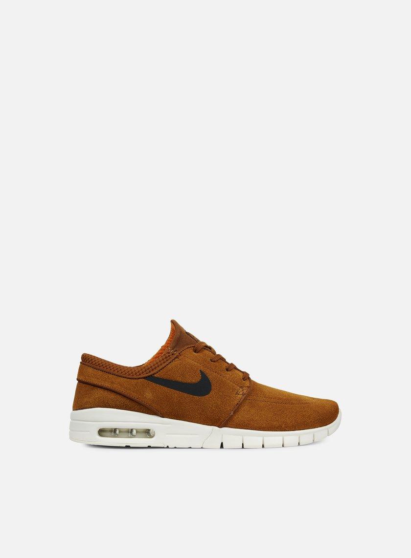 Nike SB - Stefan Janoski Max L, Hazelnut/Black/Ivory