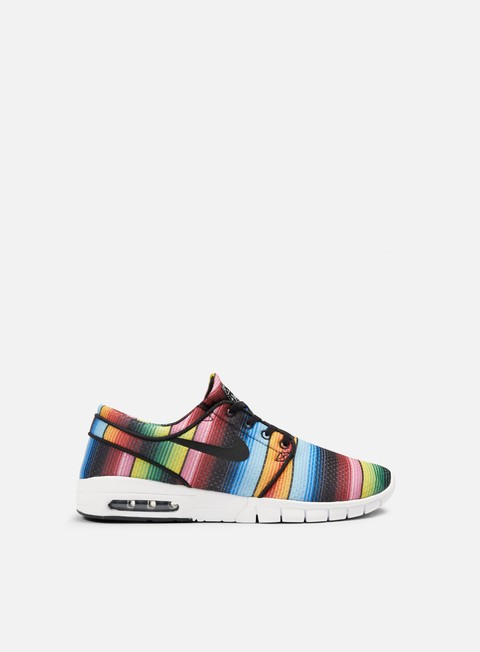 sneakers nike sb stefan janoski max tide pool blue black tour yellow