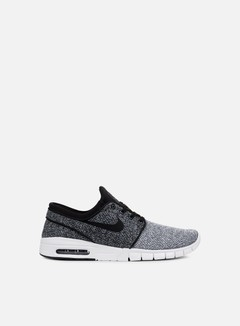 Nike SB - Stefan Janoski Max, White/Black/Dark Grey 1