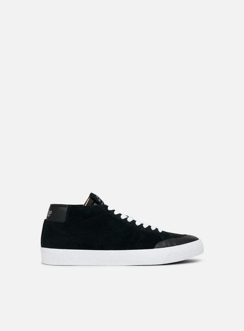 sneakers nike sb zoom blazer chukka xt black black gunsmoke
