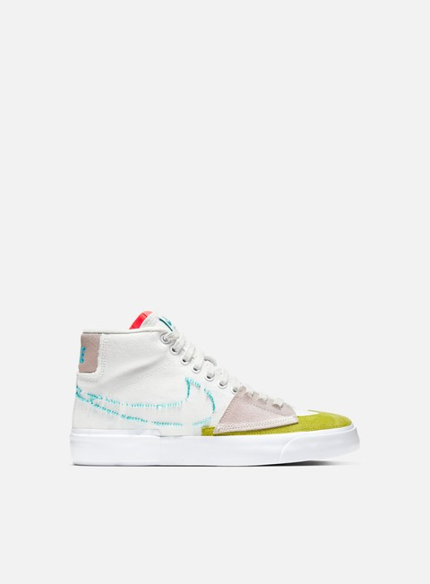 Sneakers Alte Nike SB Zoom Blazer Mid Edge