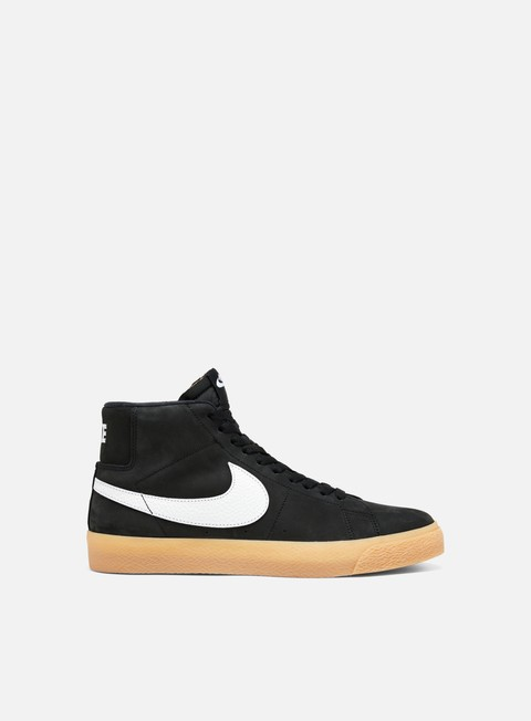 High Sneakers Nike SB Zoom Blazer Mid Iso