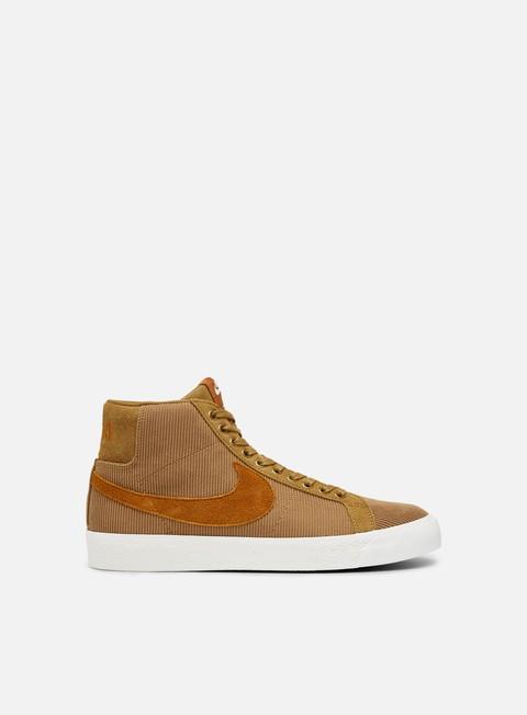 Sneakers Alte Nike SB Zoom Blazer Mid Iso