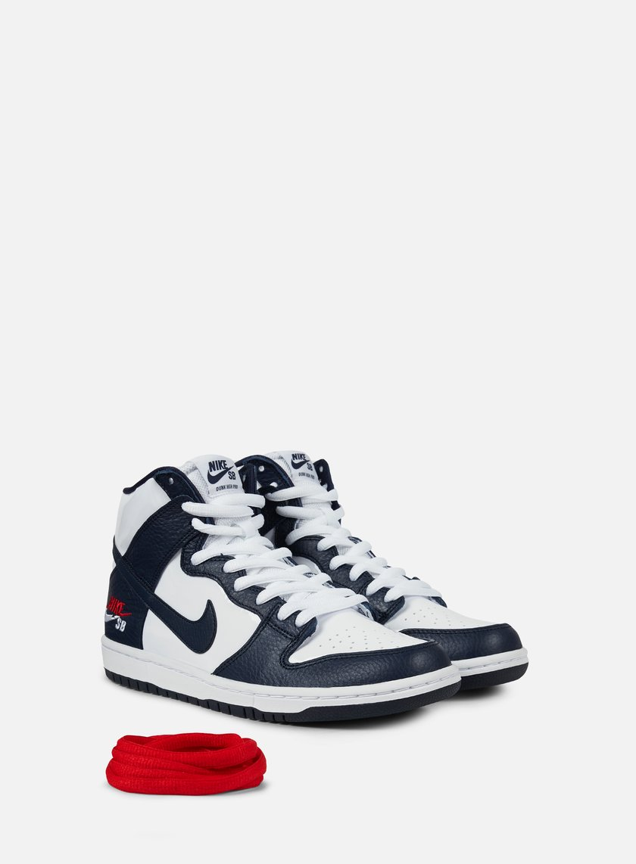 15e8d78a19d NIKE SB Zoom Dunk High Premium € 76 High Sneakers | Graffitishop