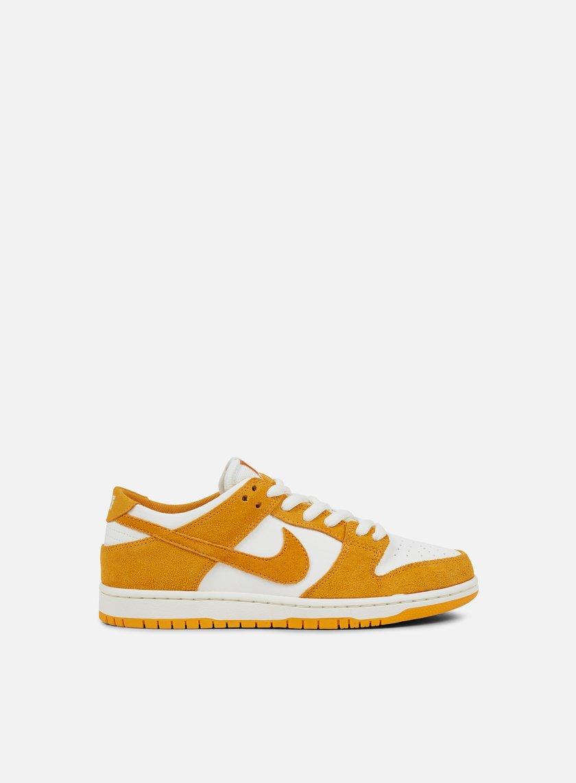 Nike SB - Zoom Dunk Low Pro, Circuit Orange/Circuit Orange