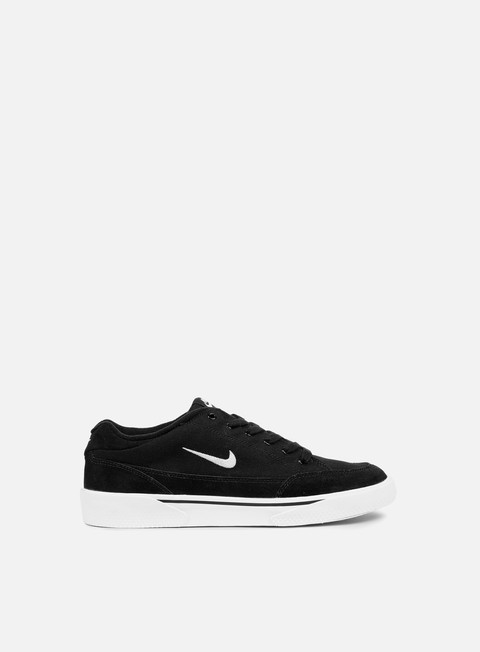 sneakers nike sb zoom gts black white