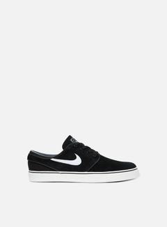 Nike SB - Zoom Stefan Janoski, Black/White 1