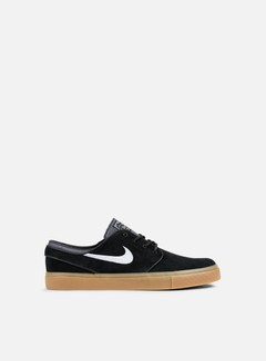 Nike SB - Zoom Stefan Janoski, Black/White/Gum Light Brown